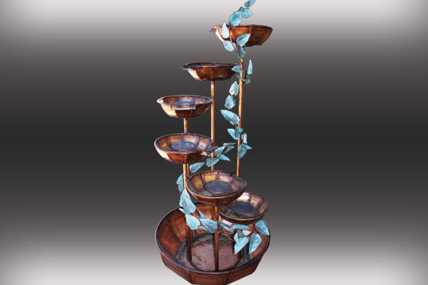 Copper Fountain